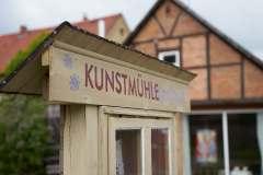 Schaukasten-Kunstmühle