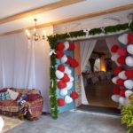 Hochzeitshaus Empfangsraum