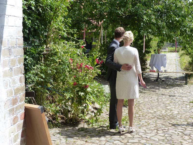 Kirchliches Hochzeiten
