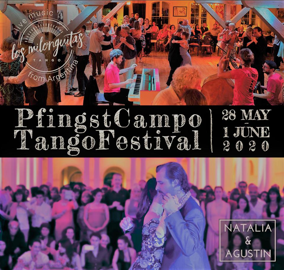 Pfingstcampo Tangofestival Veckenstedt