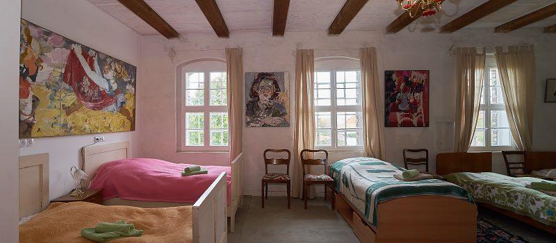 Schlafsaal | Dormitory